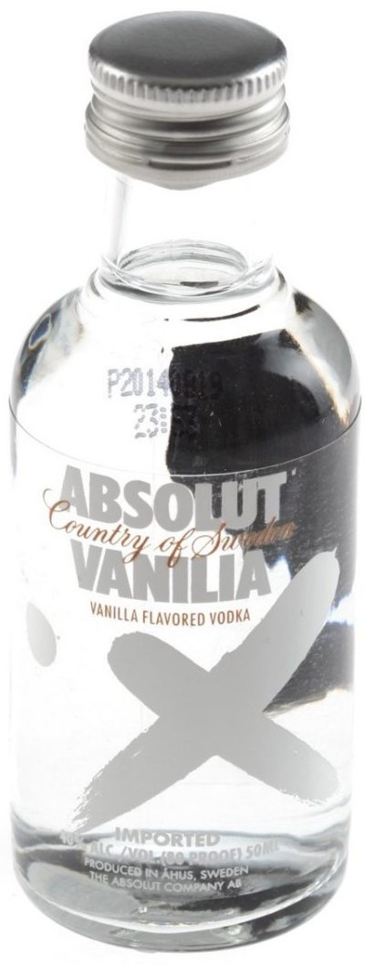 Absolut Vodka Vanilia 50 ml