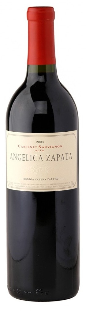 Angelica Aapata Cabernet Sauvignon 2003