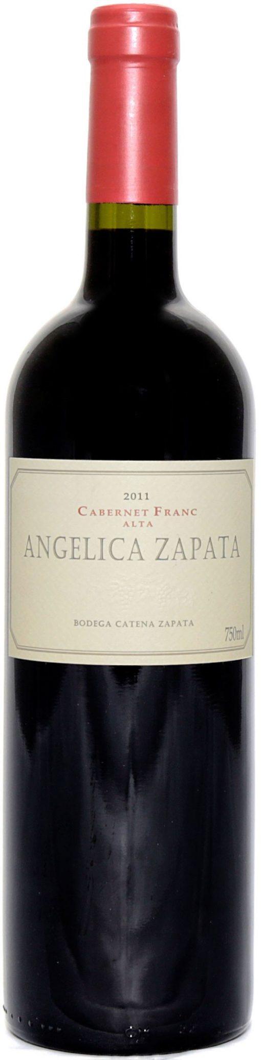 Angelica Zapata Cabernet Franc Alta