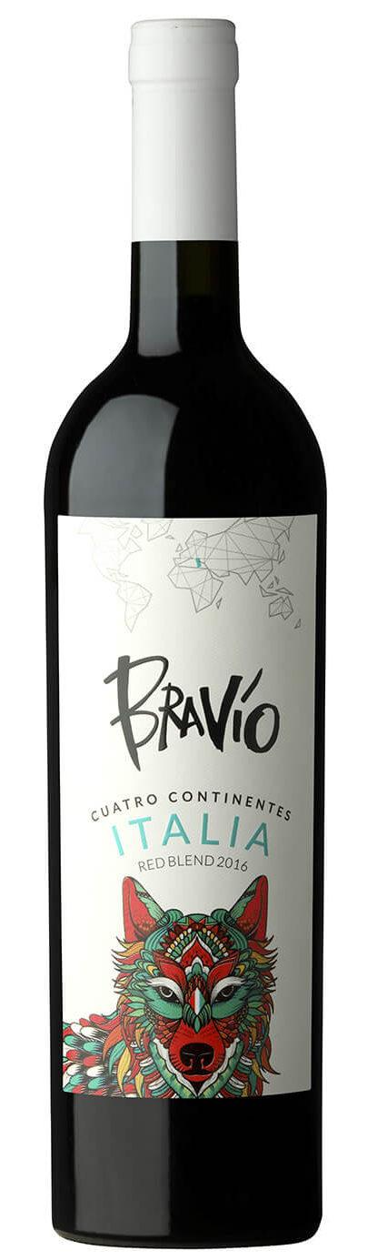 Bravio Cuatro Continentes - Italia