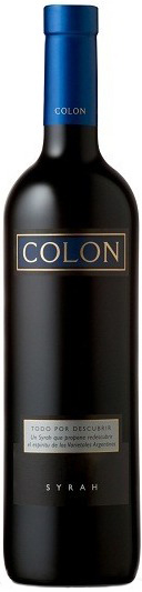 Colon Syrah - Catar Bebidas