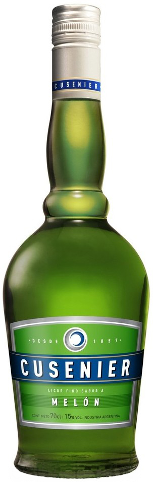 Licor Cusenier melon 700ml