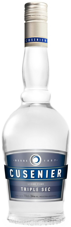 Licor cusenier triple sec 700ml