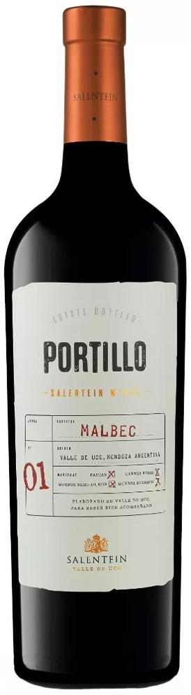 Portillo Malbec Bodega Salentein - Catar Bebidas