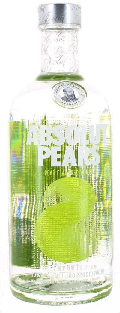 Vodka Absolut Pears (Pera)