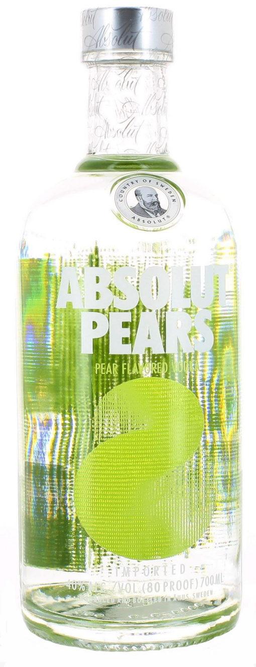 Vodka Absolut Pears (Pera)