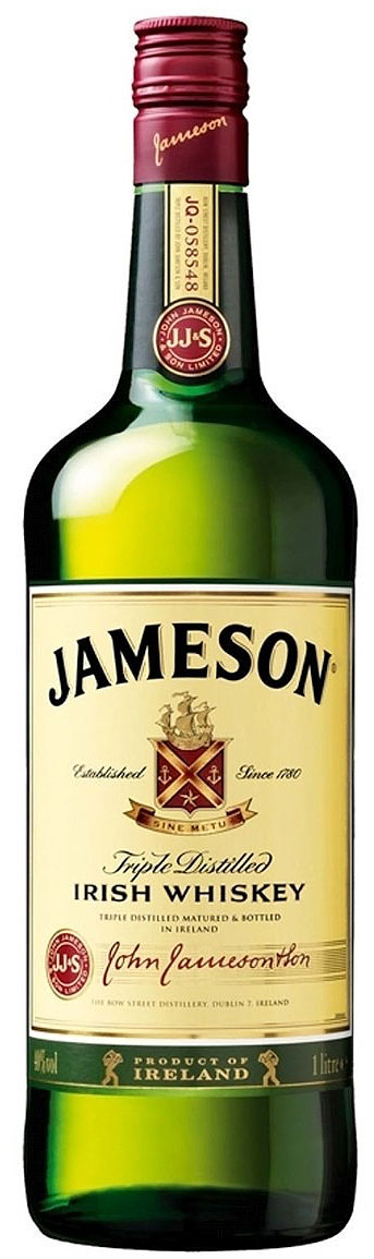 Whisky Jameson 750ML