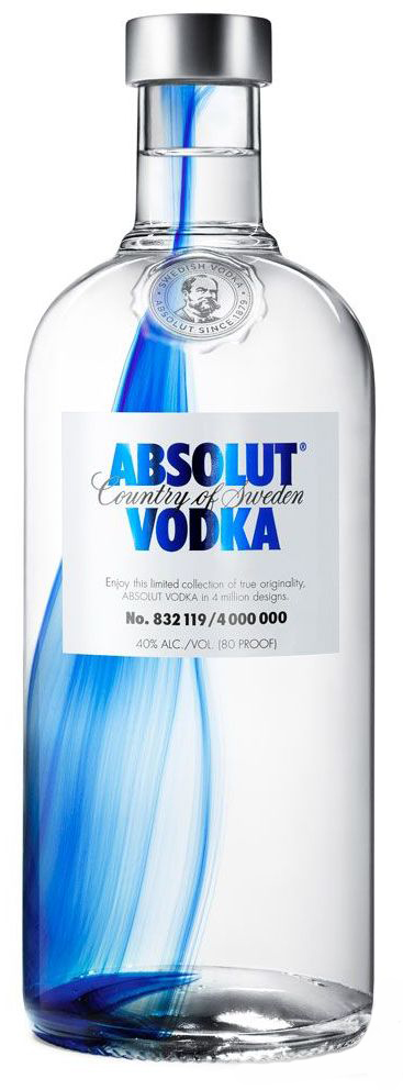 Absolut Vodka Originality 750ML