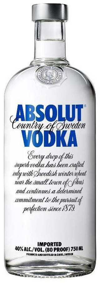 Absolut Vodka Regular 750ML