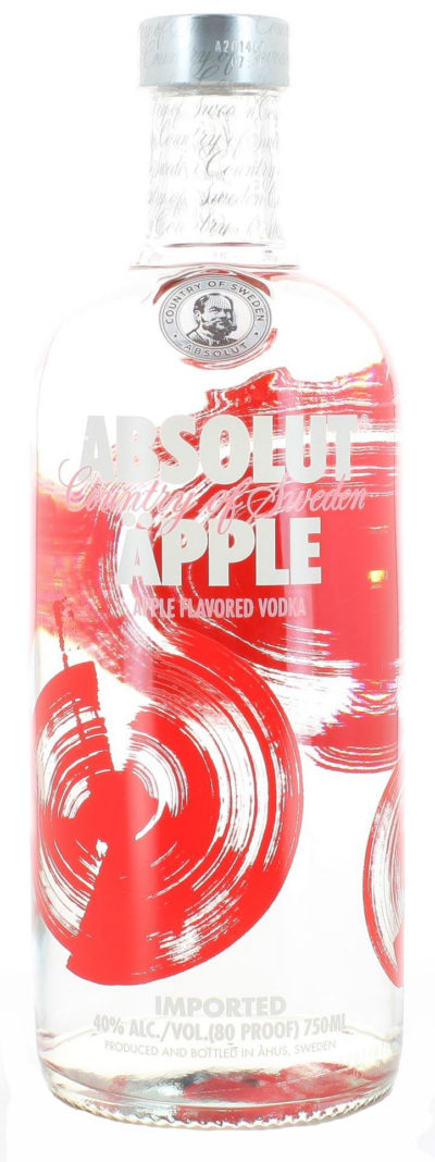 Absolut Vodka Apple