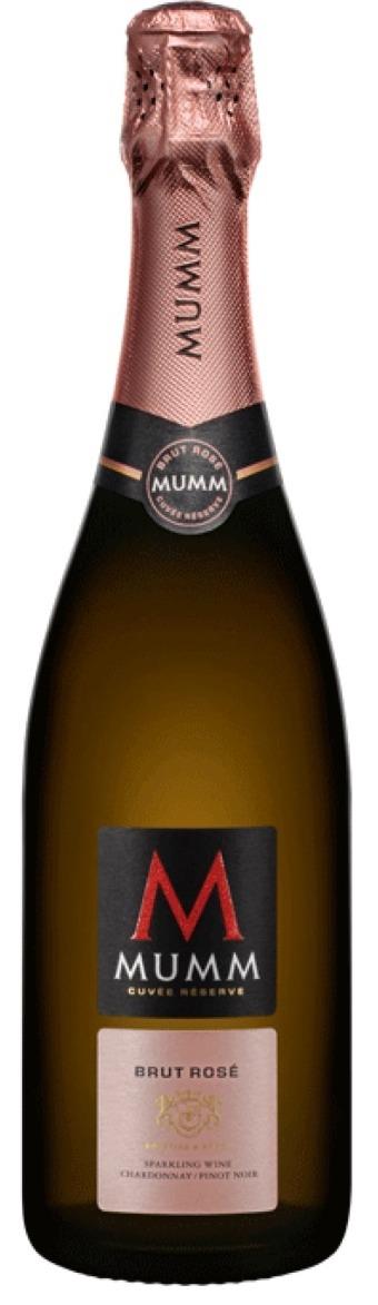 Champagne Mumm Brut Rose