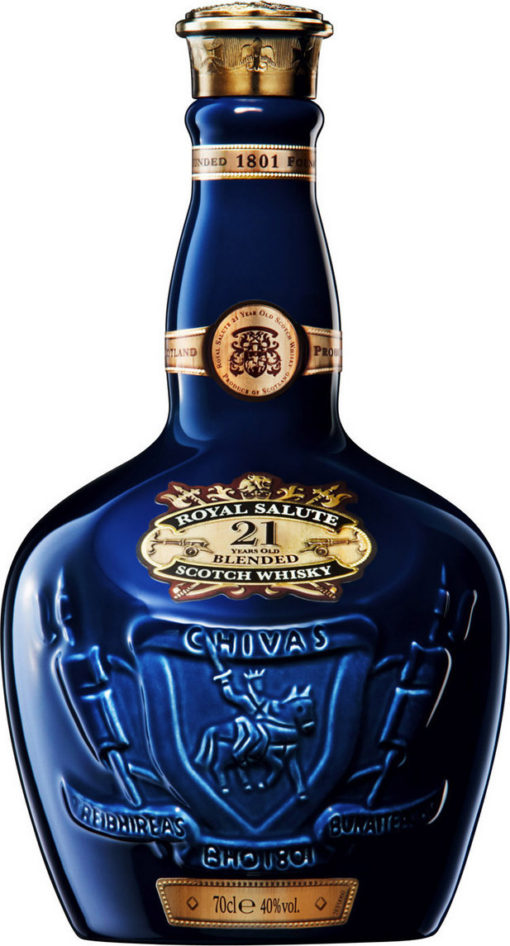 Chivas Regal Royal Salute Scotch Whisky