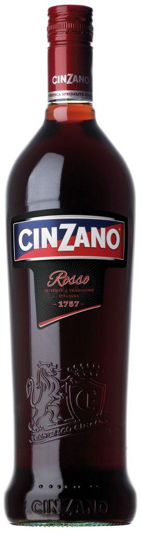 Cinzano Rosso 1Litro