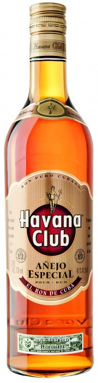 Havana Club Anejo Especial 750ml