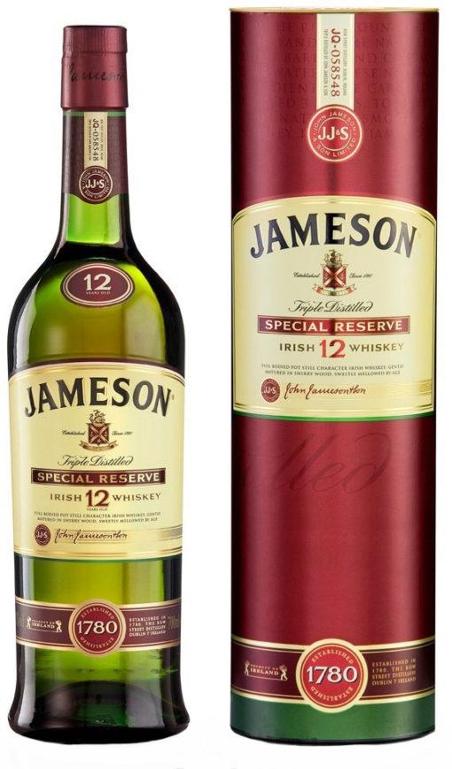 Whisky Jameson 12 años