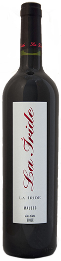 La Iride Malbec Roble Botella 750ml