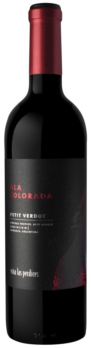 Las Perdices Ala Colorada Petit Verdot