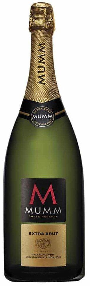 Champagne Mumm Extra Brut