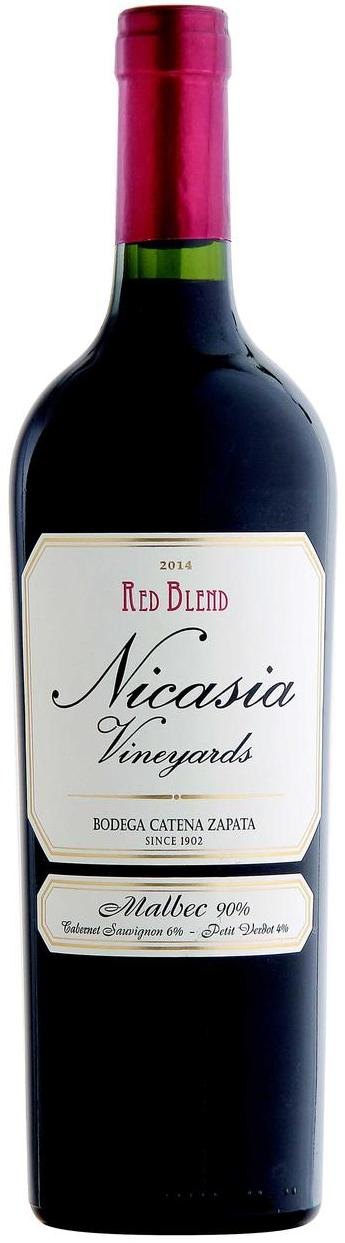 Nicasia Vineyards Red Blend Malbec