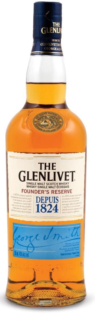 WHISKY GLENLIVET RESERVE