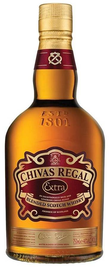 Whisky Chivas Extra 750ML